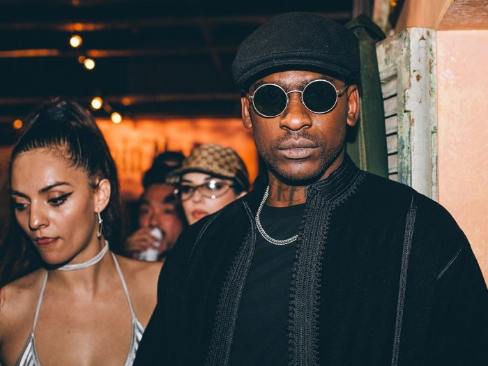 Skepta Launches MAINS Clothing Line - PLUGGED
